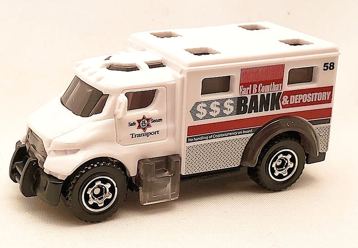 MBX Armored Truck
