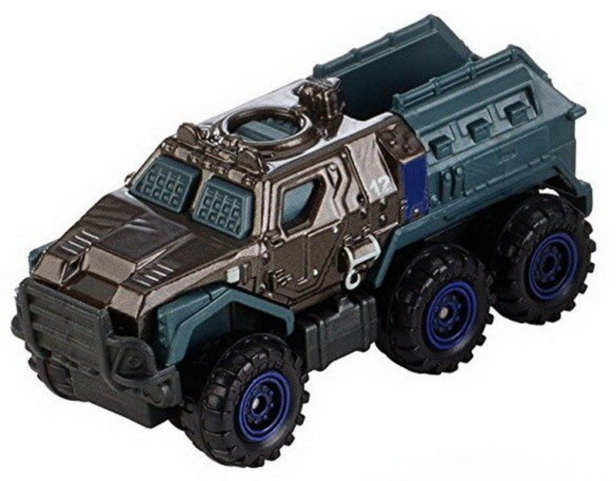 Armored Action Truck