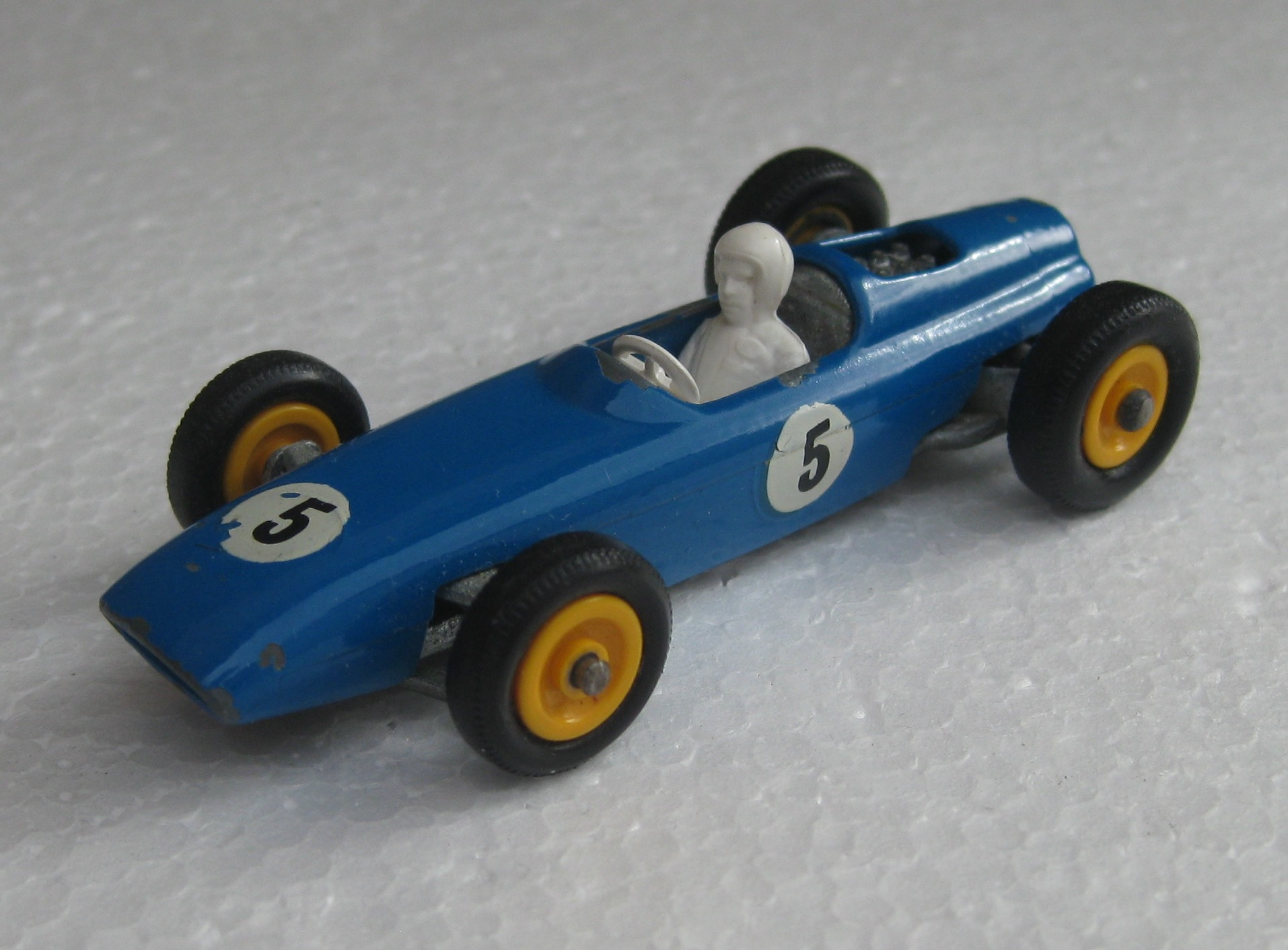 BRM Racing Car