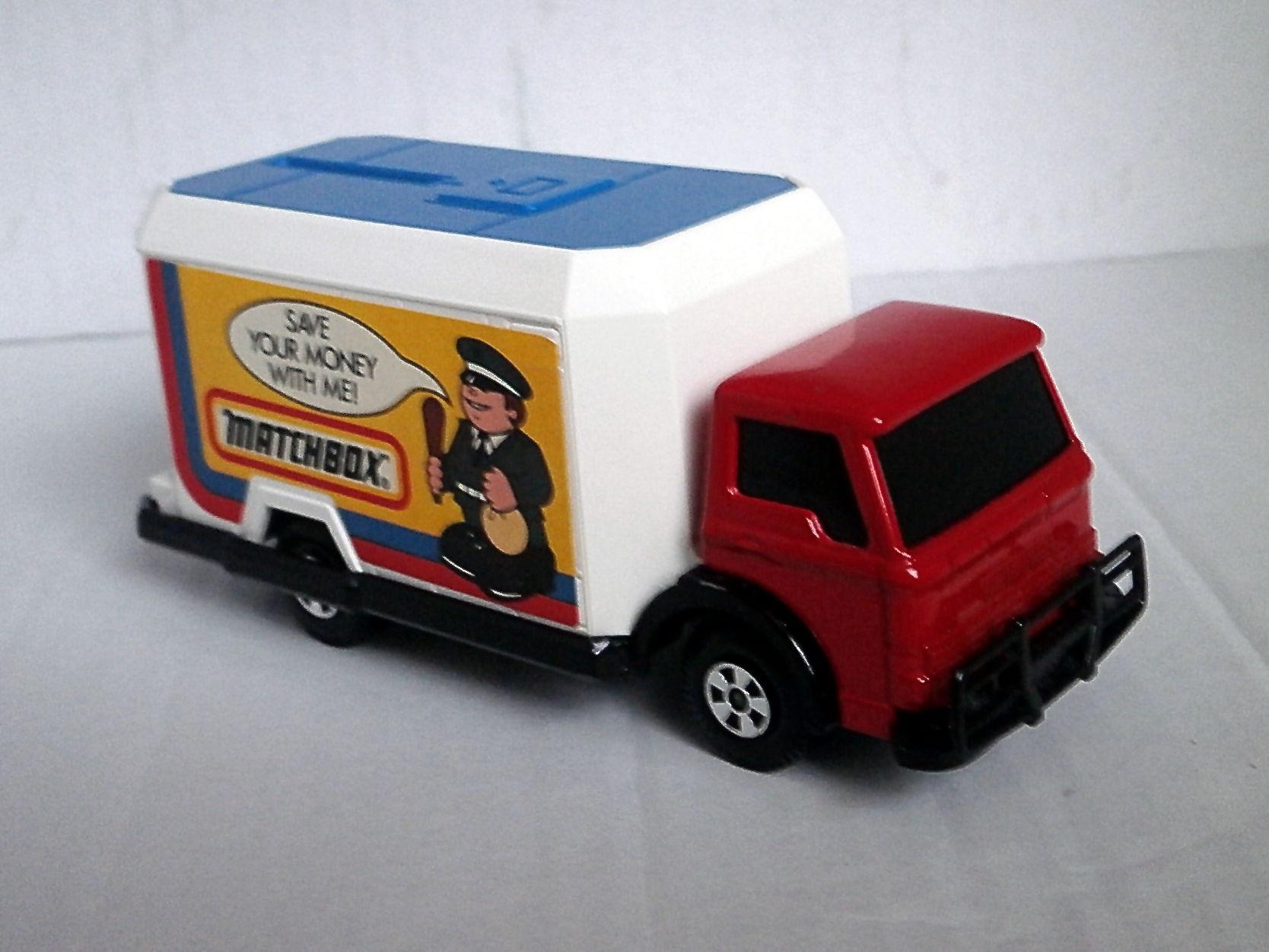 Money Box Security Van (K-88)