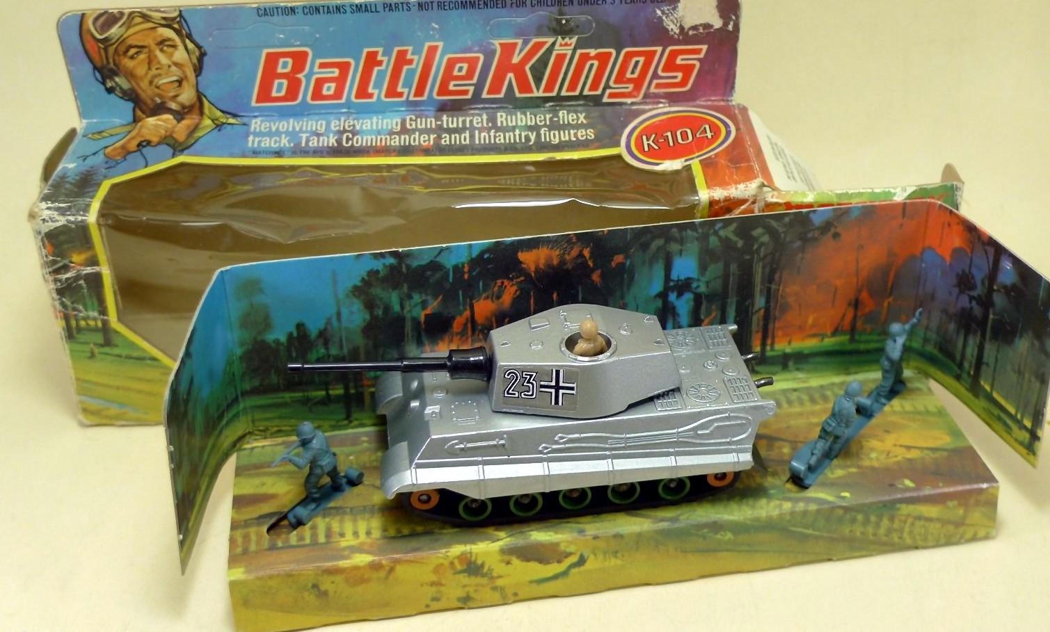 King Tiger Tank (K-104)
