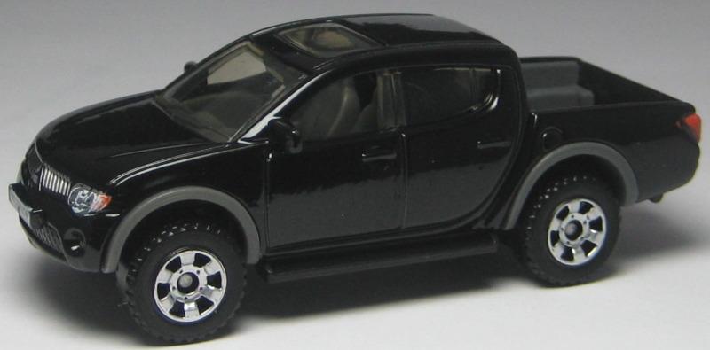 Mitsubishi L200/Triton (2008)