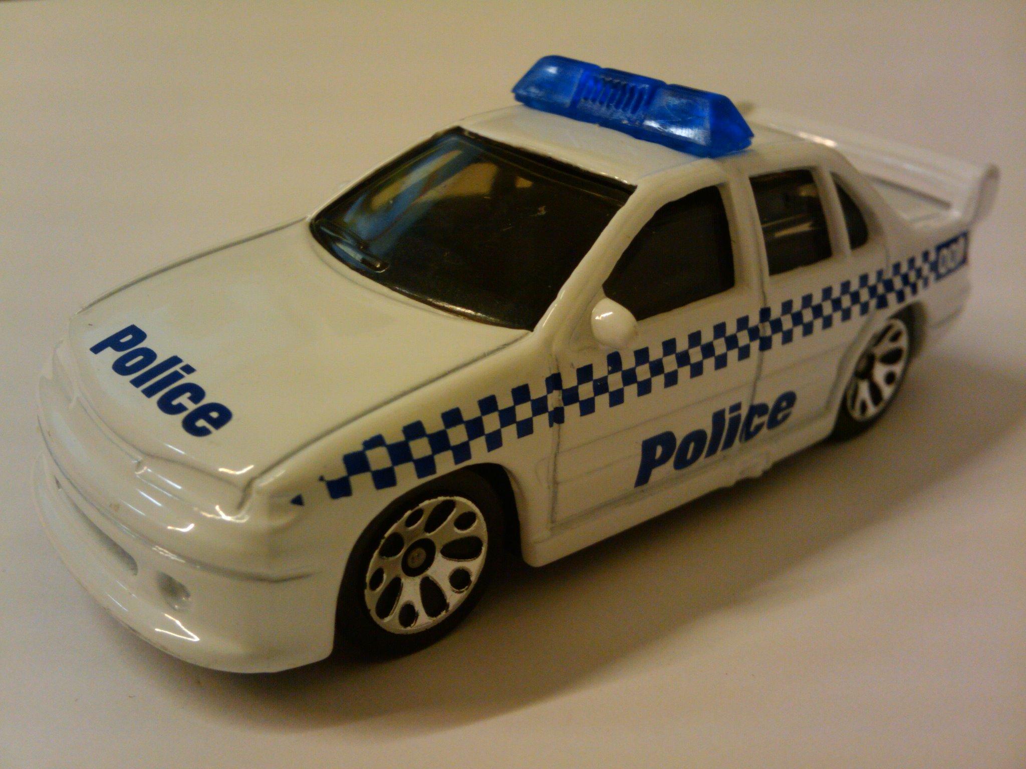 1996 Ford Falcon Police