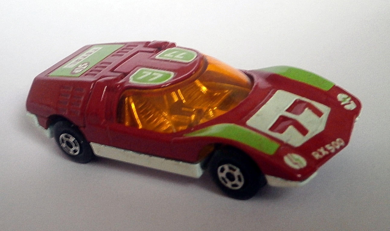 Mazda RX 500