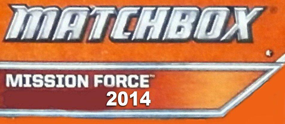 Mission Force Sets (2014)