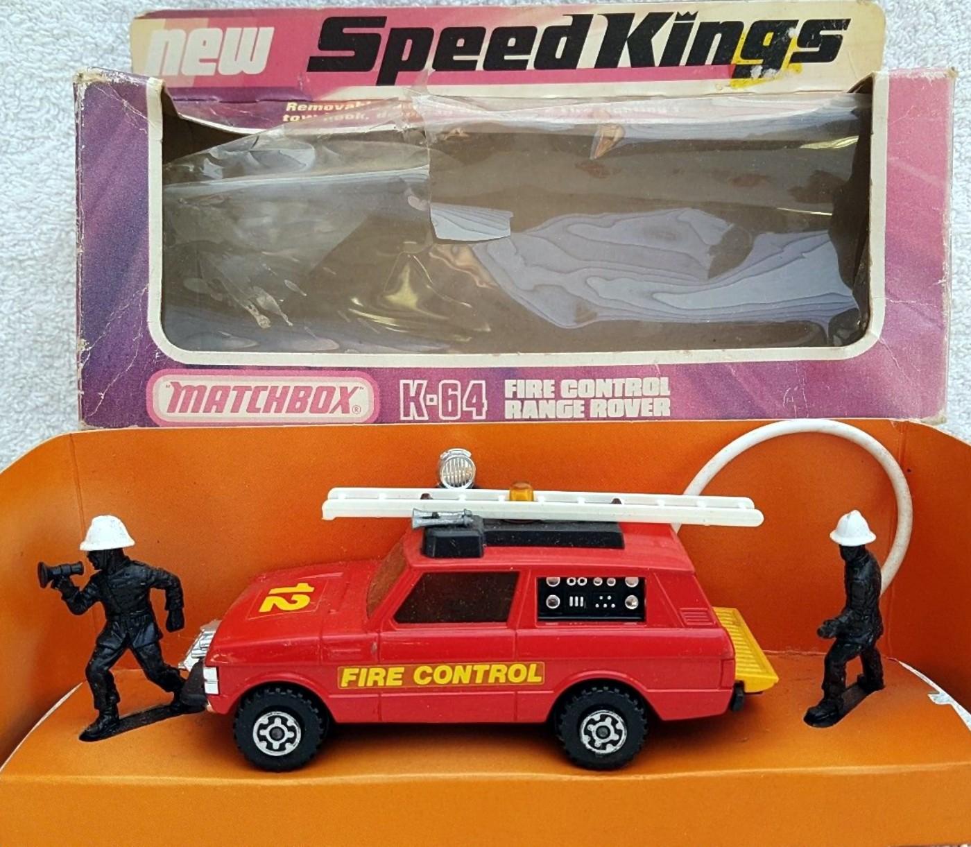 Range Rover Fire Control (K-64)