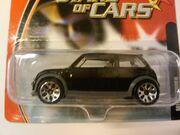 Stars of Cars Mini Cooper