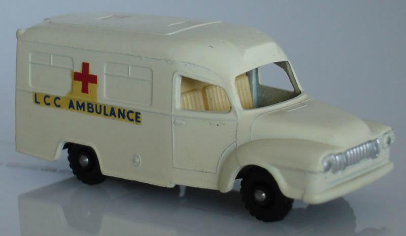 Lomas Ambulance