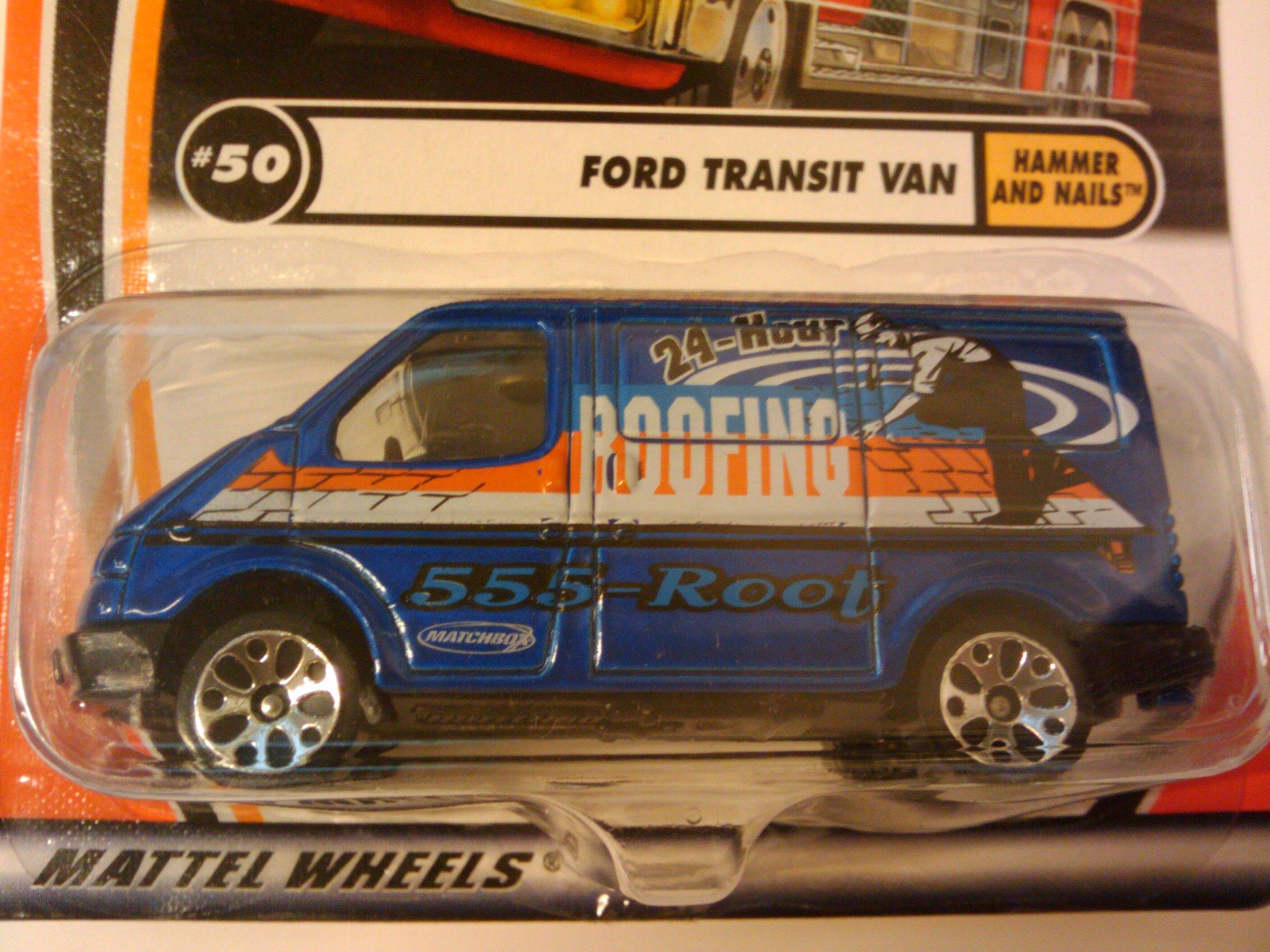 Ford Transit (1995)