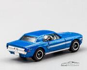 GMG24 - 1968 Ford Mustang GT CS-2