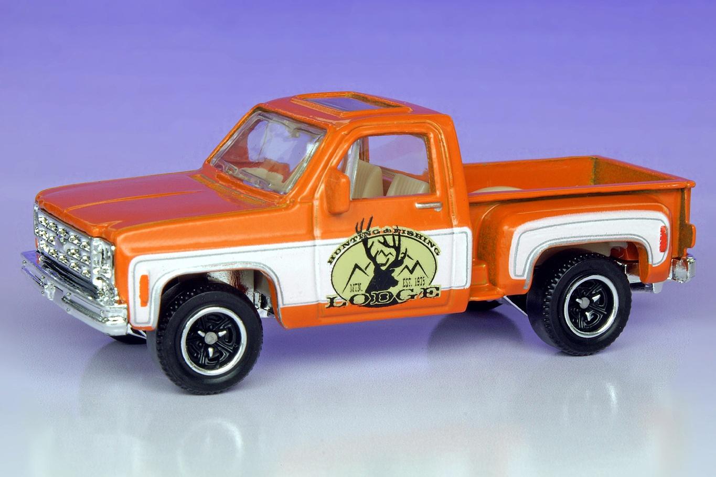 '75 Chevy Stepside