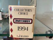 MB25 Ambulance Yellow Emergency Unit 3 - Collector's Choice no 2 - box