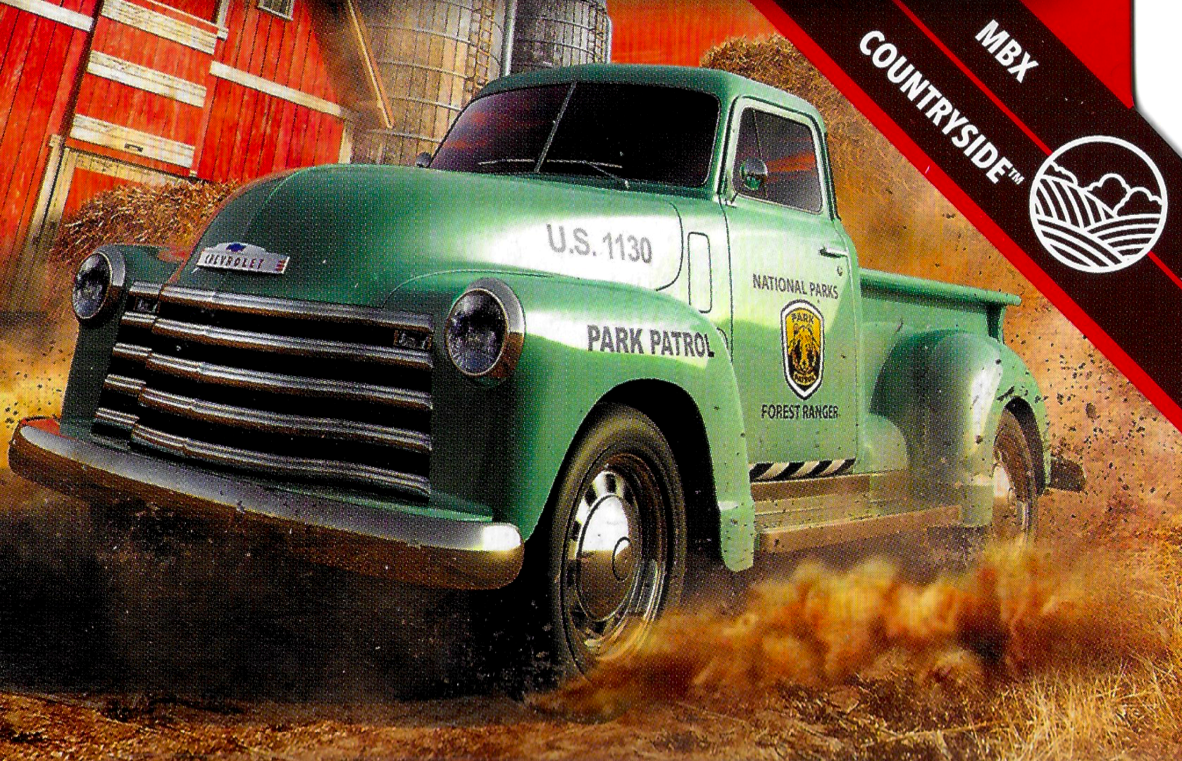 ´47 Chevy AD 3100