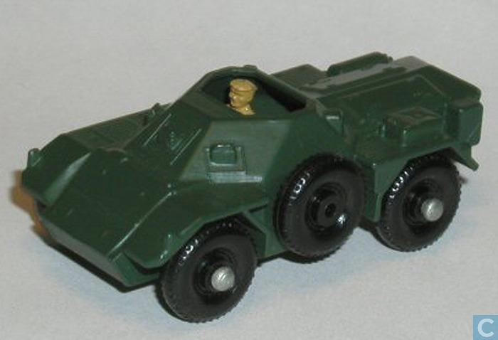 Ferret Scout Car