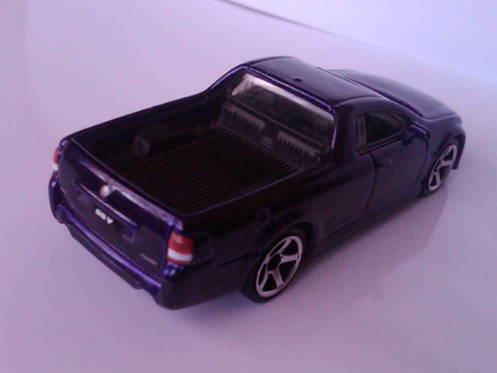 Holden UTE SSV - 2010