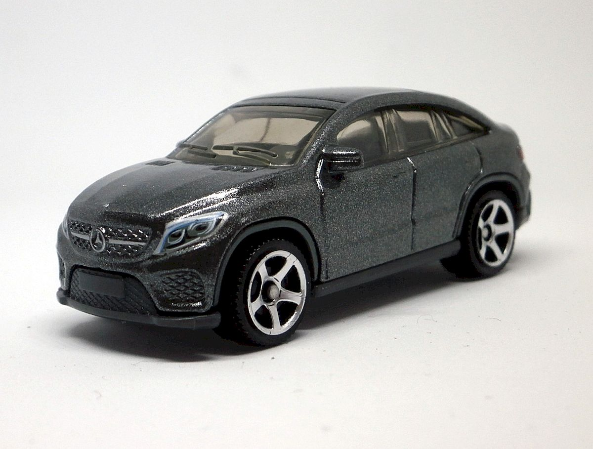 ´15 Mercedes-Benz GLE Coupe