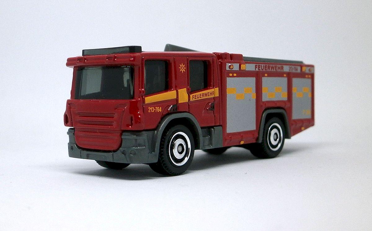 Scania P360 Fire Engine