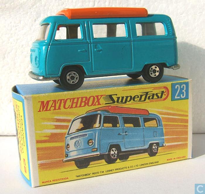 Volkswagen Camper (1970)