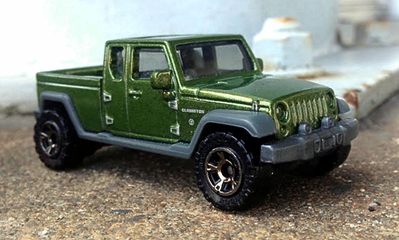 ´17 Jeep Gladiator