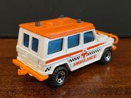 MB30-F Mercedes-Benz 280 GE Ambulance - rear
