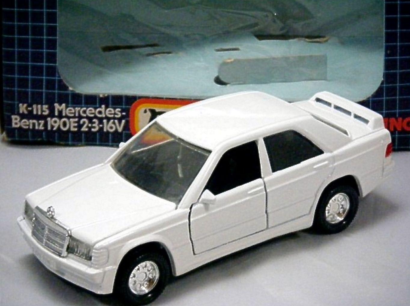 Mercedes-Benz 190E (K-115/K-166)