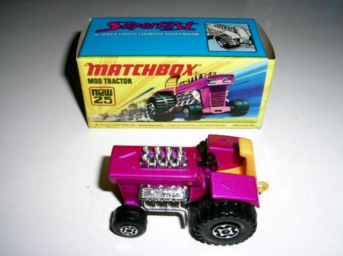 Mod Tractor