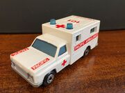 MB41 Ambulance - 'Pacific Ambulance'