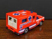 MB25 Ambulance - Intercom City - rear