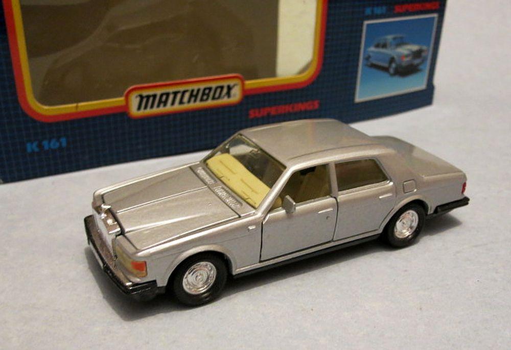 Rolls Royce Silver Spirit (K-161)
