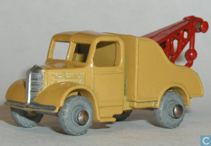 Bedford Milk Delivery Van