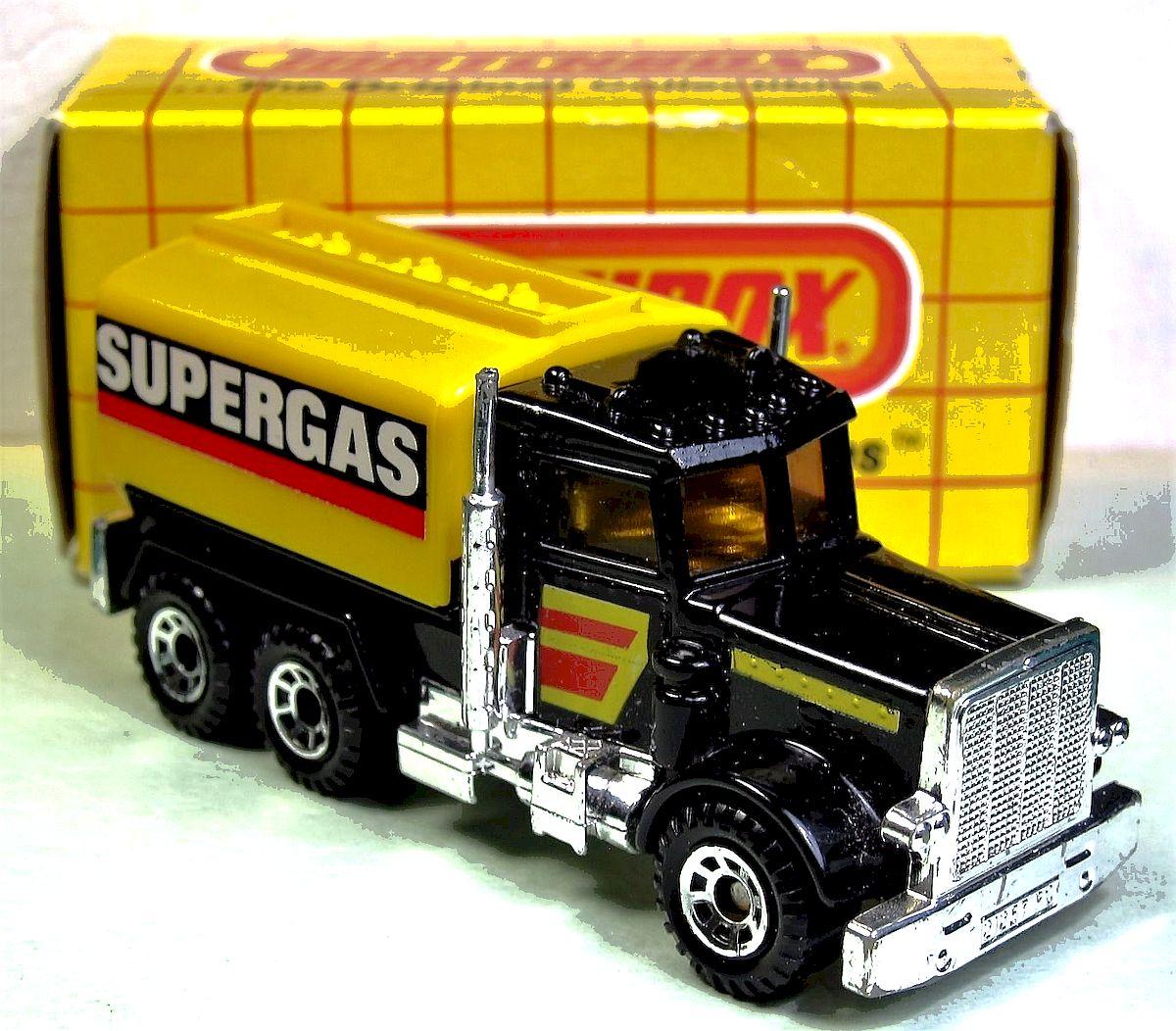 Peterbilt Tanker Truck