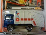 City Dudes Refuse Truck