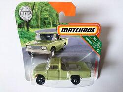 2018 Matchbox /'62 Nissan Junior #14