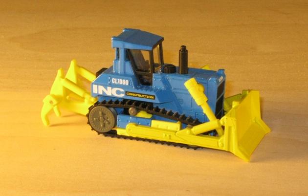 MBX Bulldozer