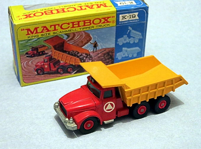 Scammell Tipper Truck (K-19)