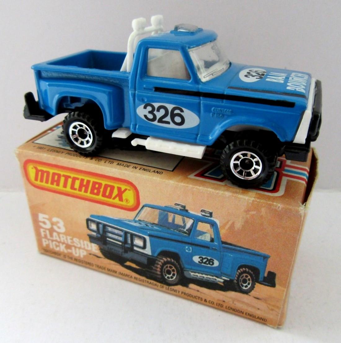 Flareside Pickup