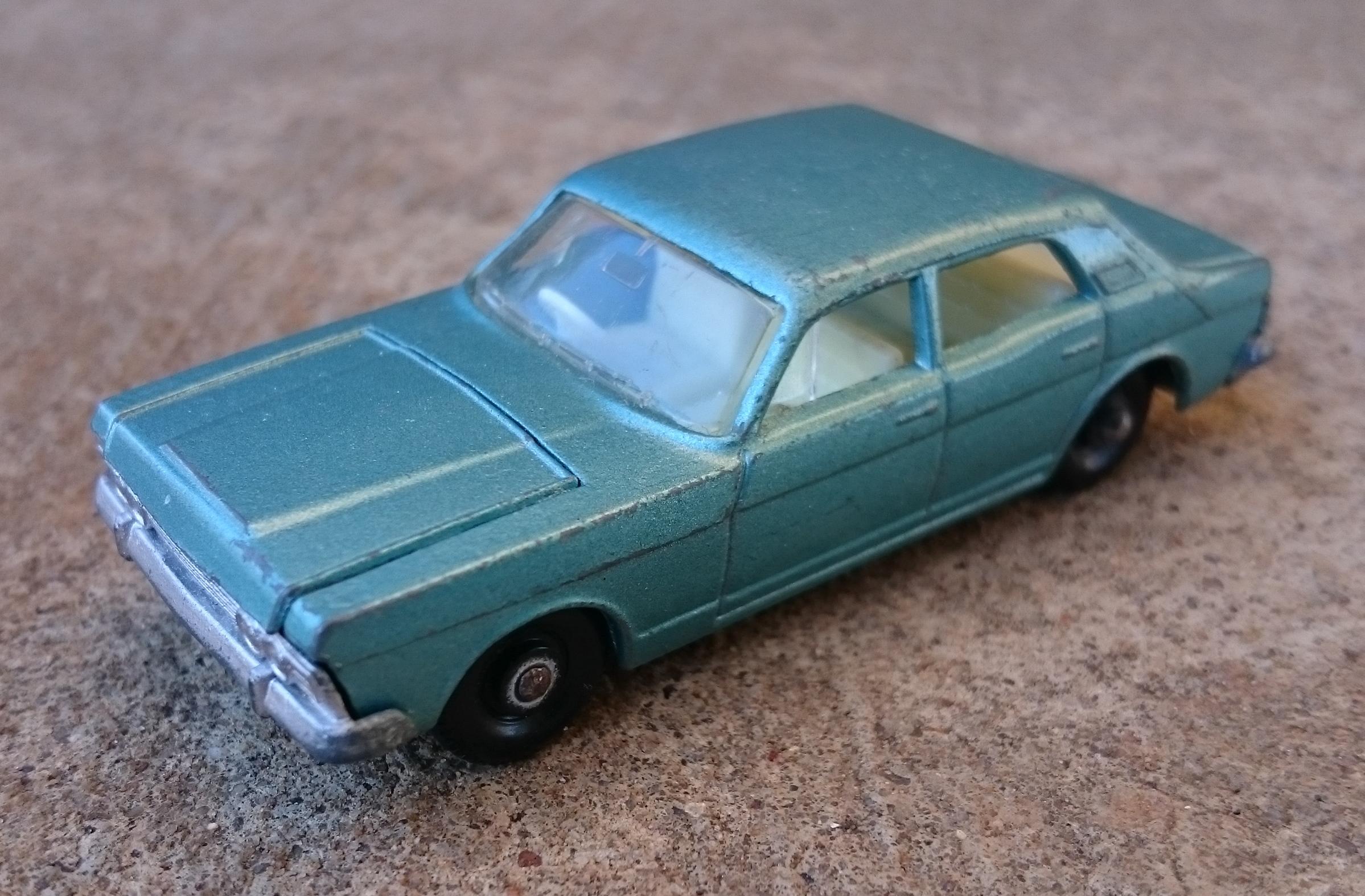 Ford Zodiac Mk. IV