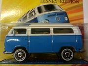 Lesney Edition 70 Volkswagen T2 Classic Bus