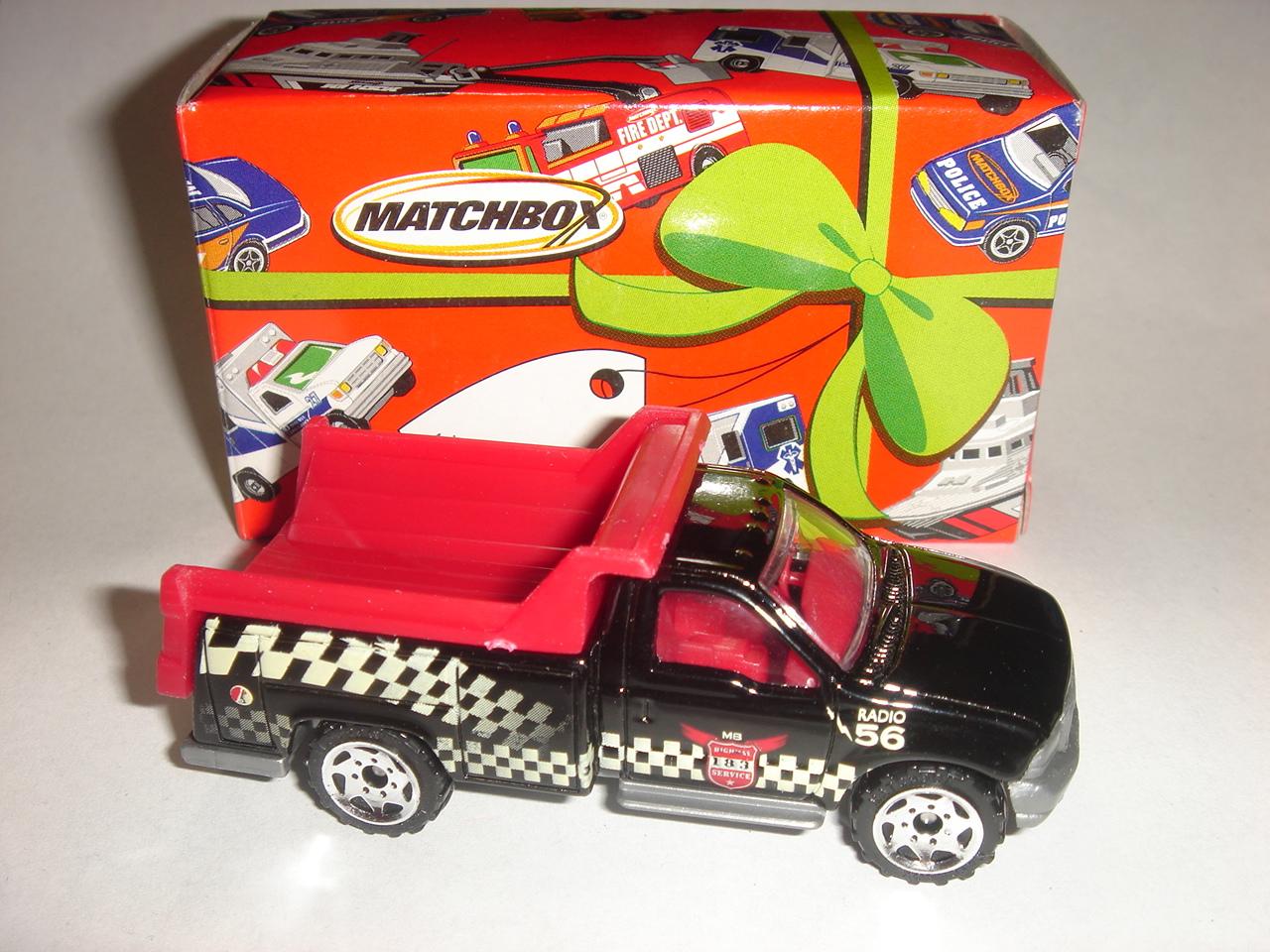 Ford Dump/Utility Truck