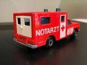 MB41 Ambulance - Notarzt (rear)