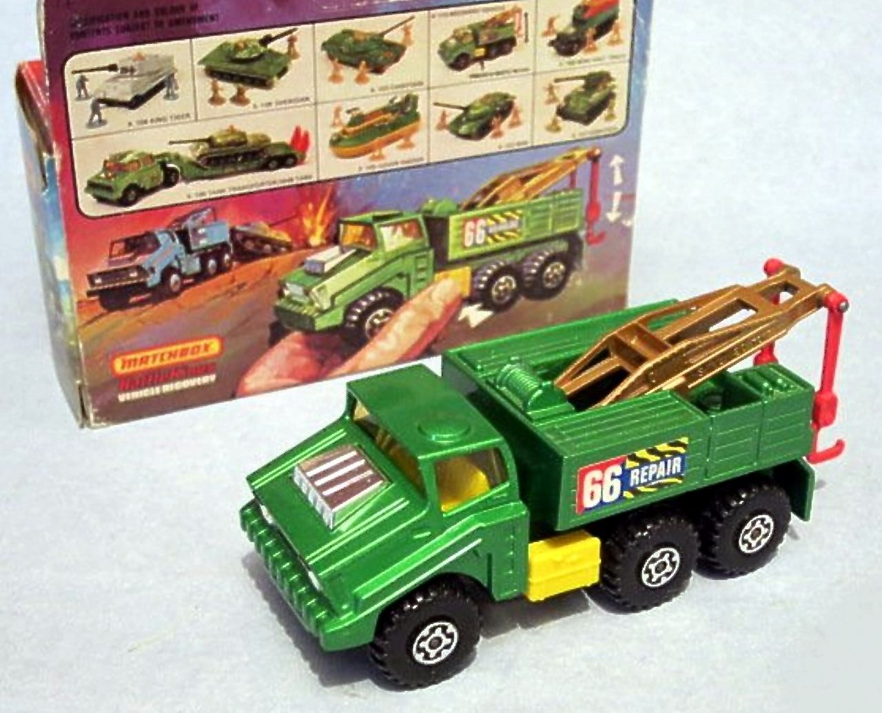 Recovery Vehicle (K-110)