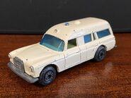 MB03 Mercedes-Benz Binz Ambulance - Superfast wheels