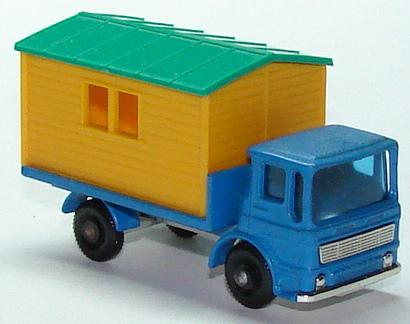 Site Hut Truck