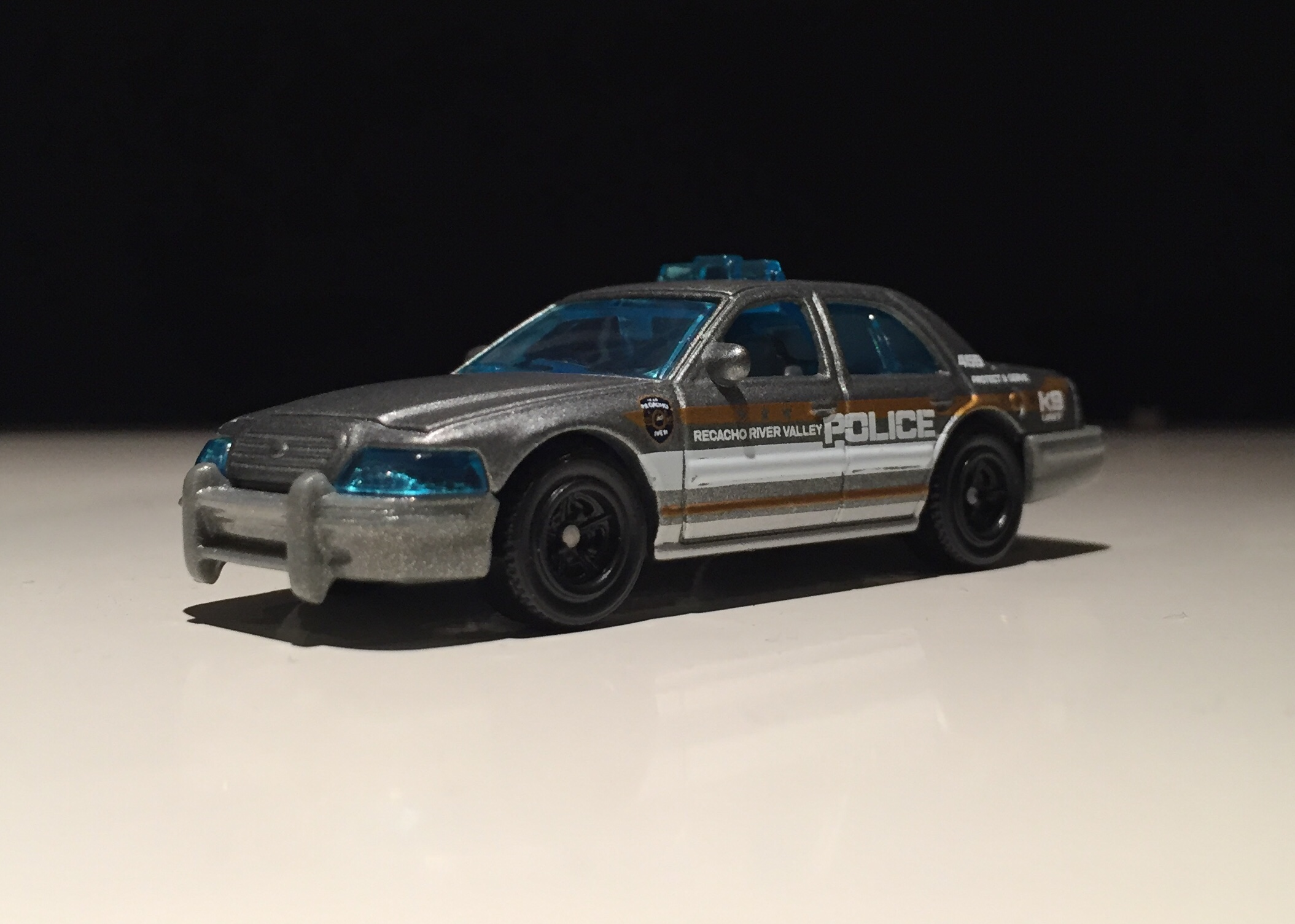 2006 Ford Crown Victoria Police Car