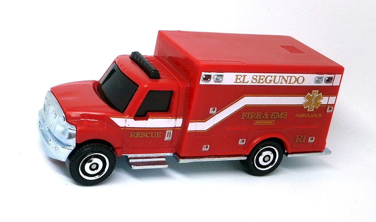 International Terrastar Ambulance