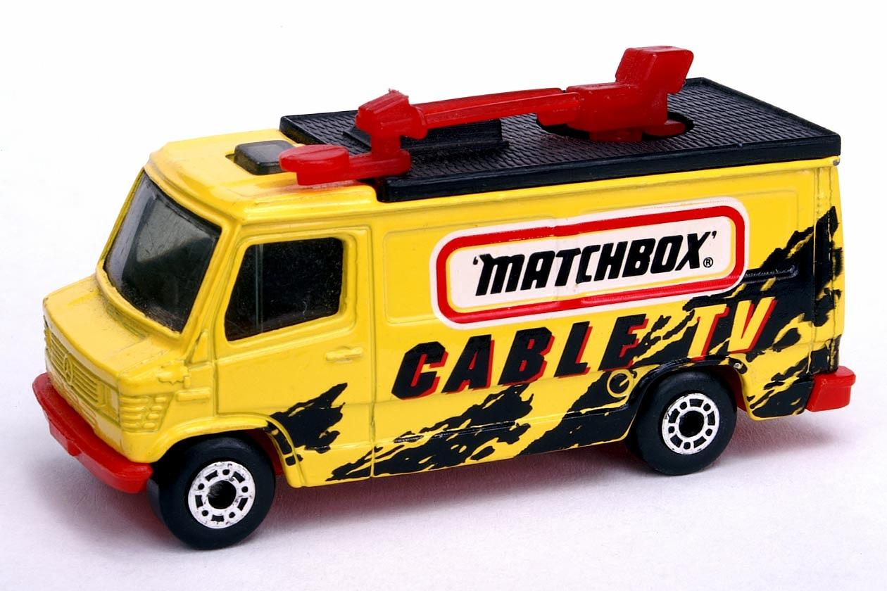 TV News Truck
