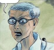 Доктор Купер комикс