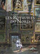 Комикс Les Royaumes du Nord3 обложка Франция 2016
