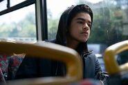 Уилл едет в автобусе телесериал