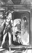 Серафина Пеккала допрос Таймырской ведьмы иллюстрация Польша 1998